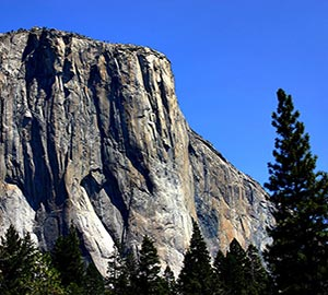 Yosemite National Park Attraction: El Capitan