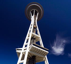 Seattle Attraction: Space Needle