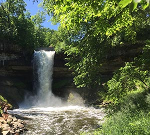 Minneapolis Attraction: Minnehaha Regional Park