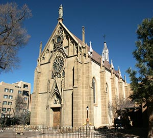 Santa Fe Attraction: Loretto Chapel