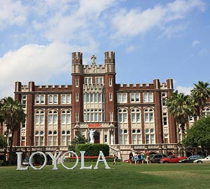 New Orleans Attraction: Loyola University New Orleans