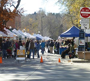 Boulder Attraction: Boulder Farmers Market