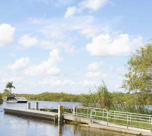Fort Lauderdale Beach Attraction: Everglades Holiday Park