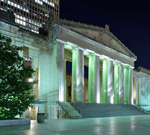 Nashville Attraction: War Memorial Auditorium