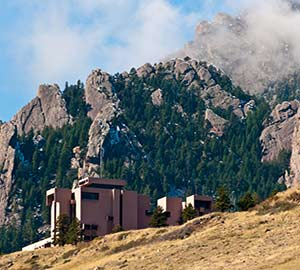 Boulder Attraction: National Center for Atmospheric Research (NCAR)