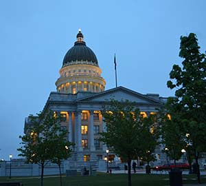 Salt Lake City Attraction: State Capitol