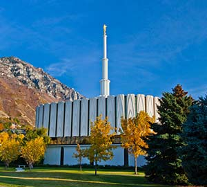 Provo Attraction: Provo Utah Temple