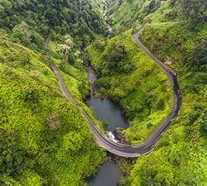 kaanapali beach Attraction: Road to Hana