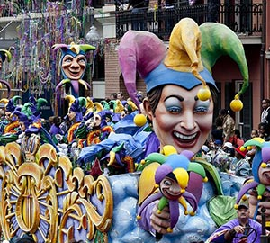 New Orleans Attraction: Mardi Gras