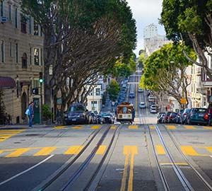 San Francisco Attraction: Cable Cars