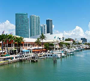 Miami Attraction: Bayside Marketplace