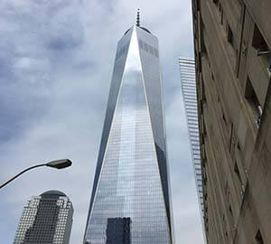 New York City Attraction: One World Observatory
