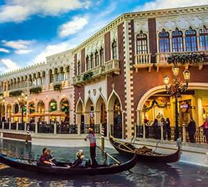 Las Vegas Attraction: Venetian Hotel