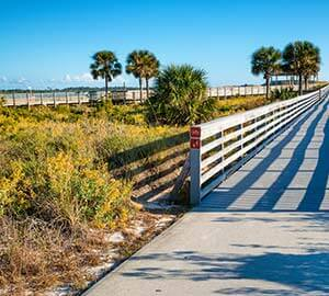 Panama City Beach Attraction: St. Andrews State Park and Shell Island