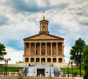 Nashville Attraction: Tennessee State Capitol