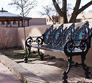 Taos Attraction: City park