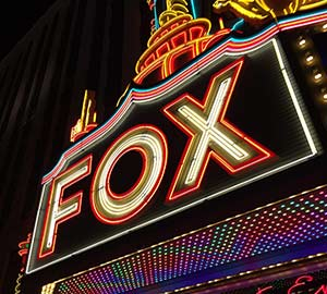 Detroit Attraction: Fox Theatre