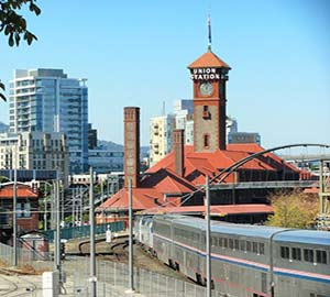 Portland Attraction: Union Station