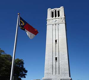 Raleigh Attraction: The Bell Tower