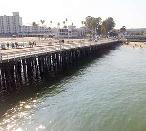 San Jose Attraction: Santa Cruz Beach Boardwalk