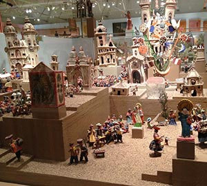 Santa Fe Attraction: Museum of International Folk Art
