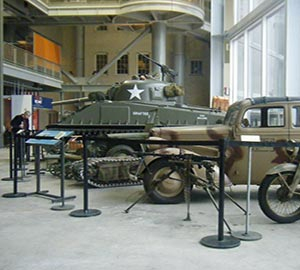 New Orleans Attraction: National WWII Museum