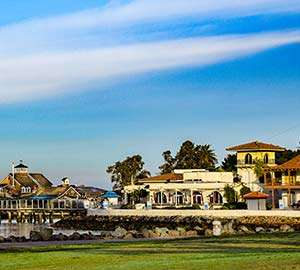San Diego Attraction: Seaport Village