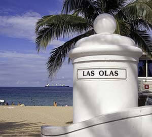 Hollywood Beach Attraction: Las Olas Beach