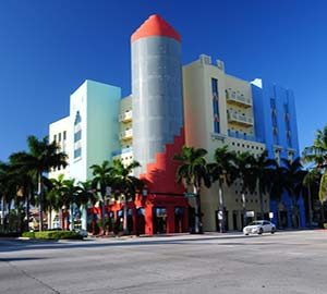 South Beach Attraction: Art Deco District