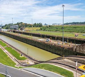 Panama City Beach Attraction: Panama Canal