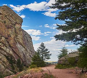 Boulder Attraction: Eldorado Canyon State Park