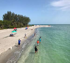 North Port Attraction: Blind Pass Beach