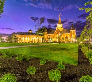 Provo Attraction: LDS Temple