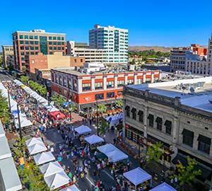 Boise Attraction: Idaho Farmer Market