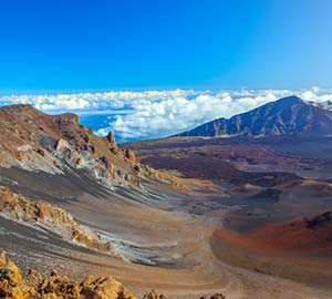 kaanapali beach Attraction: Haleakala National Park