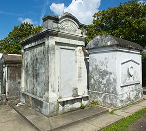 New Orleans Attraction: Cemetery Tours