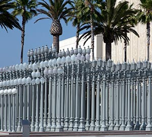 Los Angeles Attraction: Los Angeles County Museum of Art (LACMA)