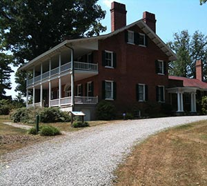 Asheville Attraction: Smith-McDowell House Museum