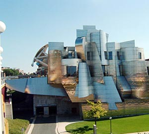 Minneapolis Attraction: Weisman Art Museum