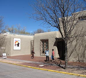 Santa Fe Attraction: Georgia O'Keeffe Museum