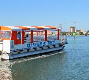 Clearwater Beach Attraction: Clearwater Ferry