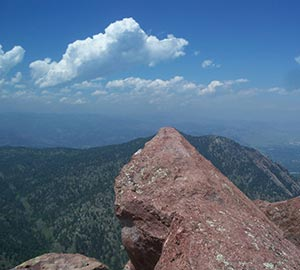 Boulder Attraction: Bear Peak