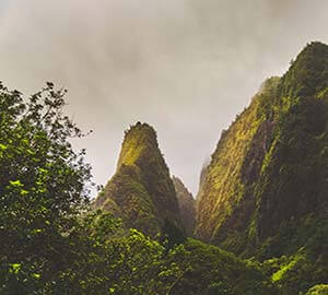Maui Attraction: Iao Valley State Park