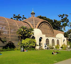 San Diego Attraction: Balboa Park
