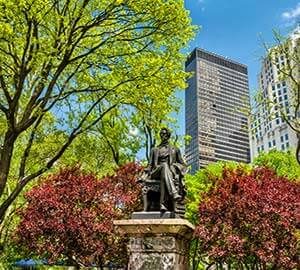 New York City Attraction: Madison Square Park