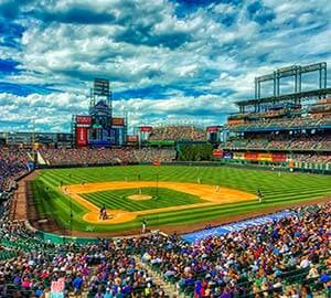 Denver Attraction: Coors Field