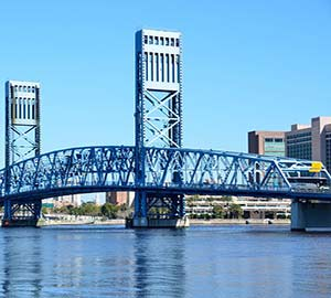 Jacksonville Attraction: Blue Bridge