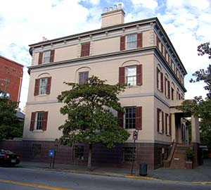 Savannah Attraction: Juliette Gordon Low Birthplace