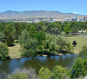 Boise Attraction: Ann Morrison Park