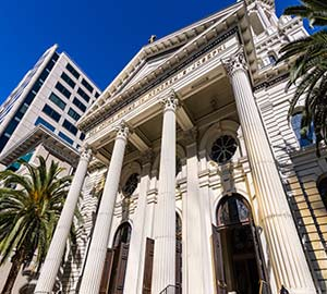 San Jose Attraction: Cathedral Basilica